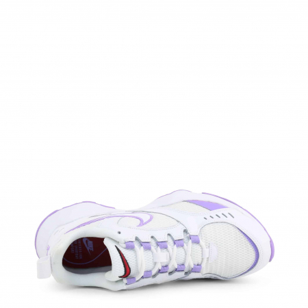 NIKE Air Heights White / Violet2