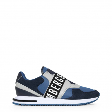 BIKKEMBERGS Haled B4BKM0053 Black / Blue0