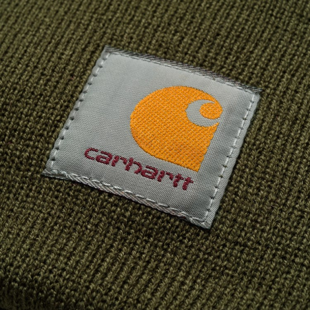 CARHARTT ACRYLIC WATCH HAT CYPRESS1