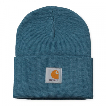 CARHARTT ACRYLIC WATCH HAT PRUSSIAN BLUE0