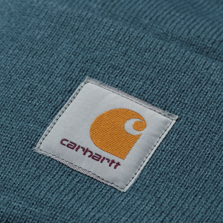 CARHARTT ACRYLIC WATCH HAT PRUSSIAN BLUE1