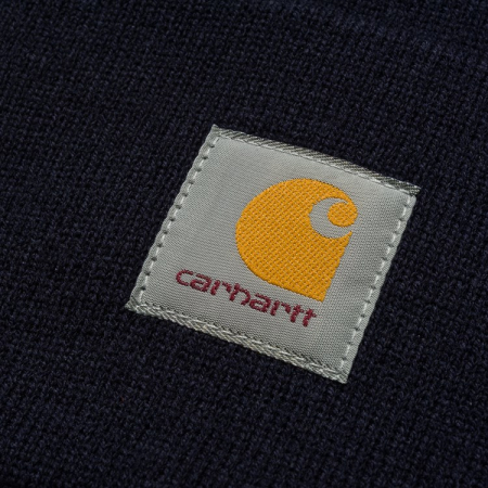 CARHARTT ACRYLIC WATCH HAT DARK NAVY1