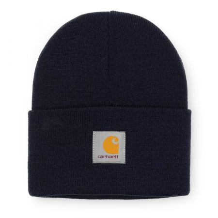 CARHARTT ACRYLIC WATCH HAT DARK NAVY0