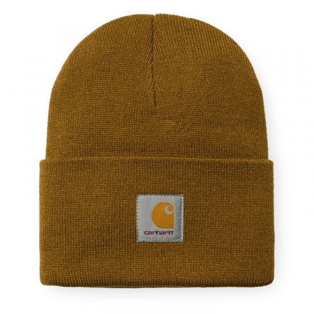 CARHARTT ACRYLIC WATCH HAT HAMILTON BROWN0