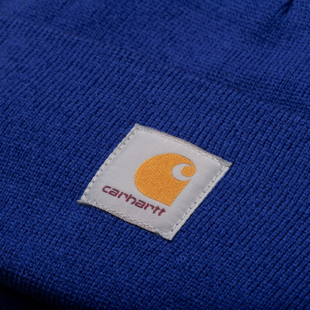 CARHARTT ACRYLIC WATCH HAT THUNDER BLUE1