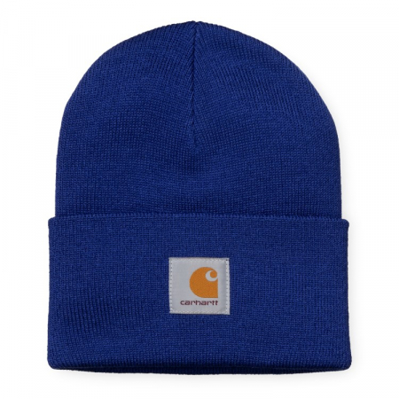 CARHARTT ACRYLIC WATCH HAT THUNDER BLUE0