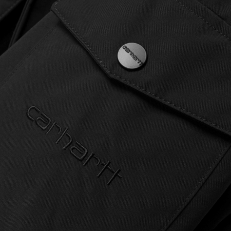 CARHARTT Anchorage Parka Black / Black3