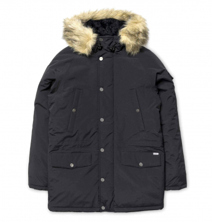 CARHARTT Anchorage Parka Black / Black0