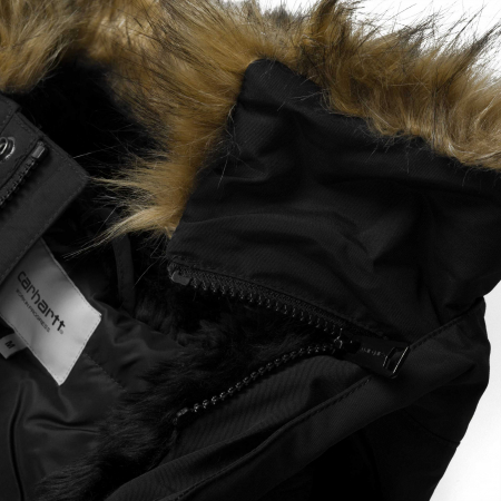 CARHARTT Anchorage Parka Black / Black5