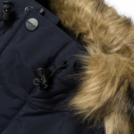 CARHARTT ANCHORAGE PARKA DARK NAVY / BLACK5