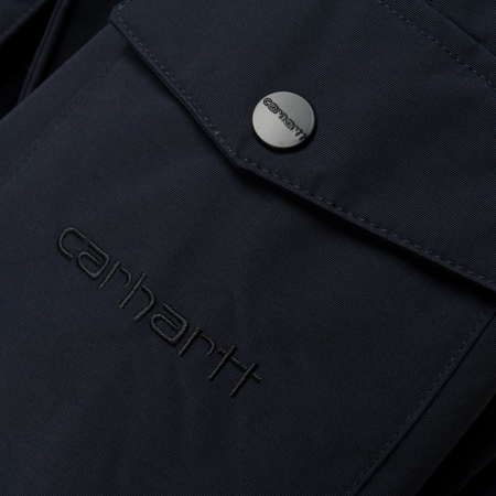 CARHARTT ANCHORAGE PARKA DARK NAVY / BLACK2