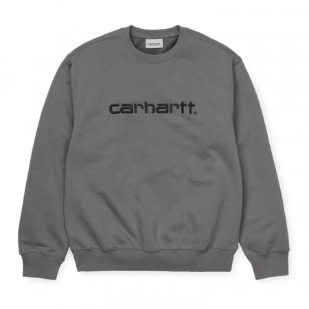 CARHARTT Carhartt Sweat Husky / Black0