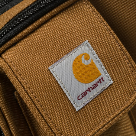 CARHARTT ESSENTIALS BAG HAMILTON BROWN1