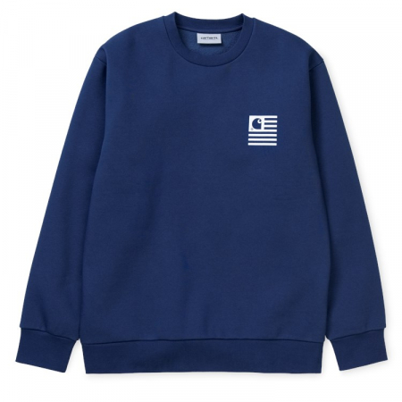 CARHARTT Incognito Sweat Blue0