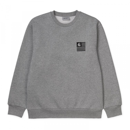 CARHARTT Incognito Sweat Grey Heather0