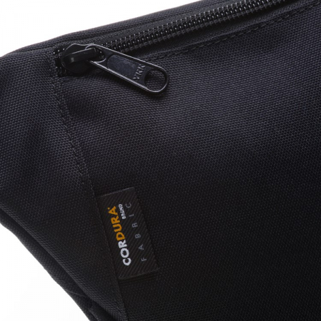 CARHARTT PAYTON HIP BAG BLACK/ WHITE1