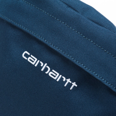 CARHARTT PAYTON HIP BAG DUCK BLUE / WHITE2