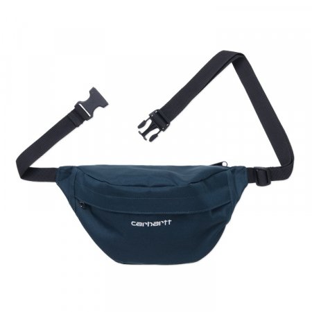 CARHARTT PAYTON HIP BAG DUCK BLUE / WHITE0