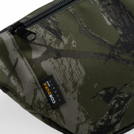 CARHARTT Payton Hip Bag Camo Tree, Green / Black2