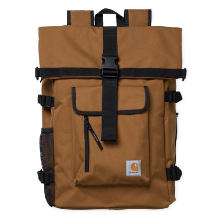CARHARTT PHILIS BACKPACK HAMILTON BROWN0