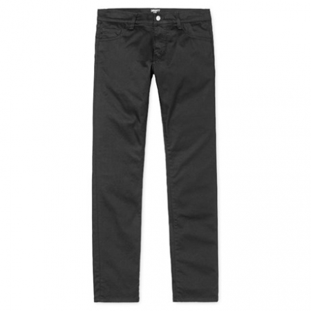 CARHARTT REBEL PANT DOUGLAS BLACK RINSED0
