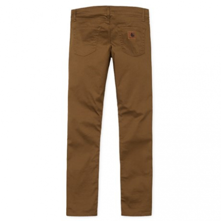 CARHARTT REBEL PANT DOUGLAS HAMILTON BROWN RINSED3
