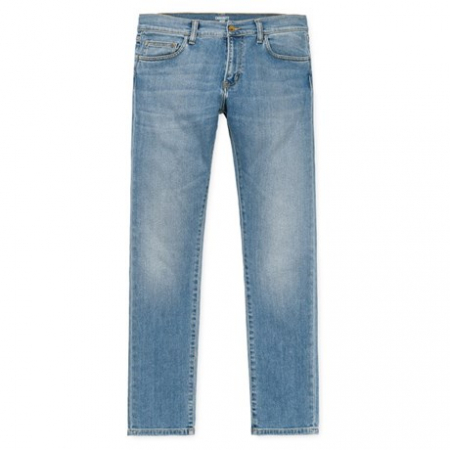 CARHARTT REBEL PANT SPICER BLUE COAST BLEACHED0
