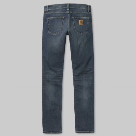 CARHARTT REBEL PANT SPICER BLUE NATURAL DARK WASH3