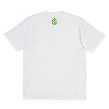 CARHARTT S/S Nice Day T-Shirt White4