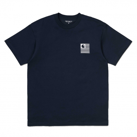 CARHARTT S/S Incognito T-Shirt Blue0