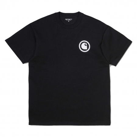 CARHARTT S/S Protect T-Shirt Black / White0
