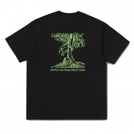 CARHARTT S/S Snake T-Shirt Black / Green1