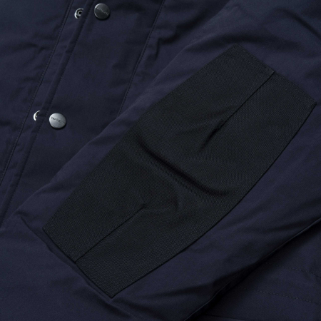 CARHARTT TRAPPER PARKA DARK NAVY / BLACK3