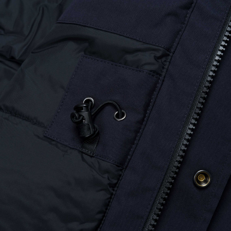CARHARTT TRAPPER PARKA DARK NAVY / BLACK2