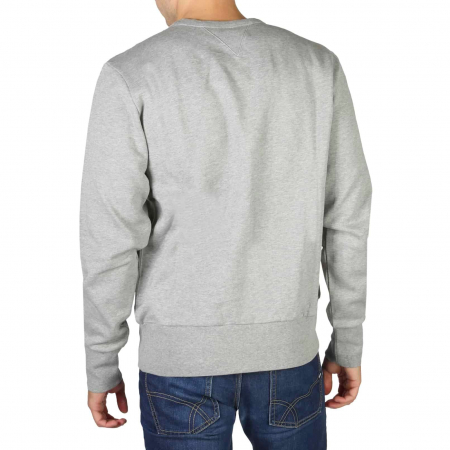 CHAMPION Crewneck Logo Sweat 214369 Grey1