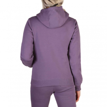 CHAMPION Hooded Sweat 111965 Violet1