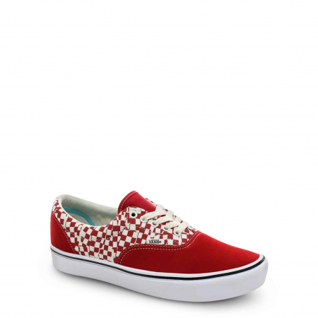 VANS Era Comfy Cush Checkerboard / Red1