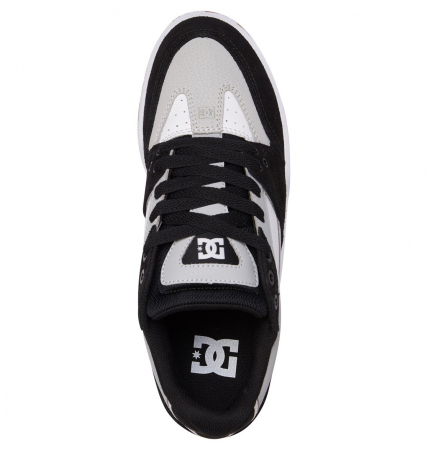 DC SHOES MASWELL GREY/BLACK/WHITE3