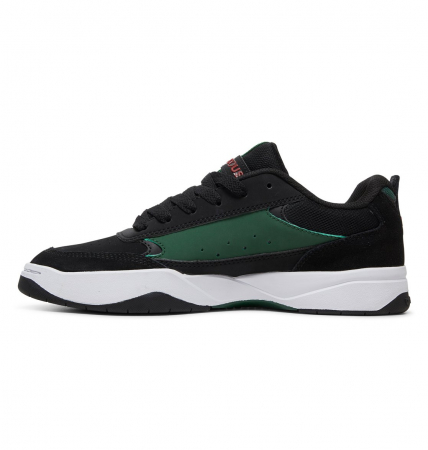 DC SHOES PENZA BLACK/RED/GREEN1