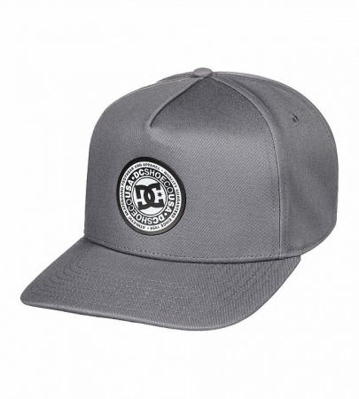 DC SHOES REYNOTTS CAP 2 GREY0