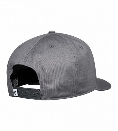 DC SHOES REYNOTTS CAP 2 GREY2