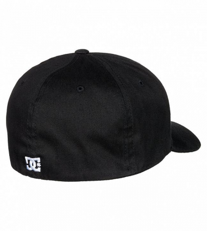 DC SHOES STAR CAP 2 BLACK3