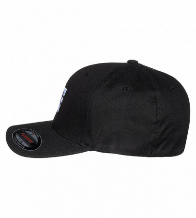 DC SHOES STAR CAP 2 BLACK2