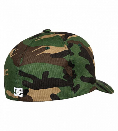 DC SHOES STAR CAP 2 CAMOUFLAGE2