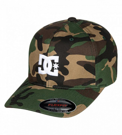 DC SHOES STAR CAP 2 CAMOUFLAGE0