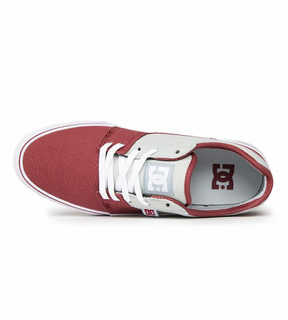 DC SHOES TONIK TX DARK RED2