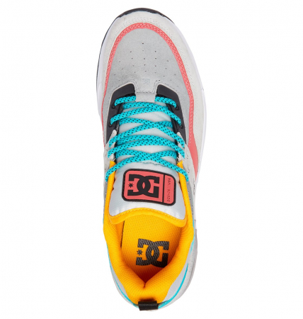 DC SHOES E. TRIBEKA SE GREY/GREY/BLUE3