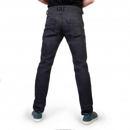DIESEL Akee Jeans Black / Dark Grey Medium Treated1