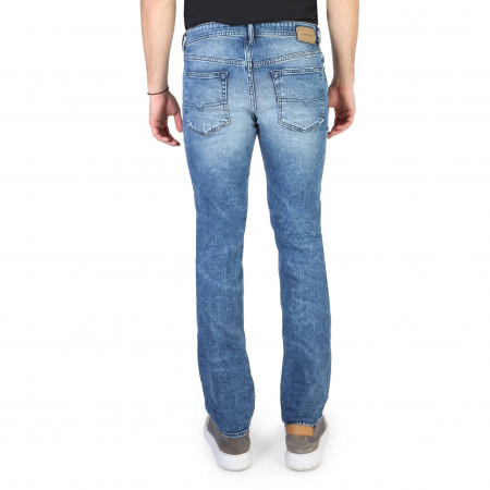 DIESEL Buster Jeans Light Blue Treated1