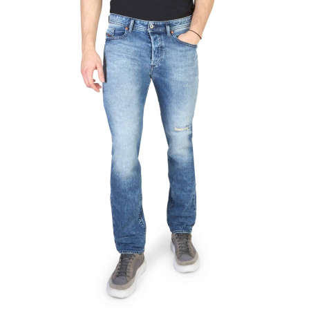 DIESEL Buster Jeans Light Blue Treated0